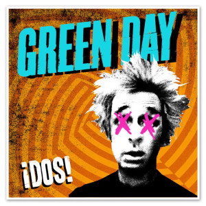 Green Day - !DOS! CD