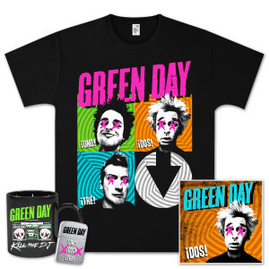 Green Day ¡DOS! Bundle