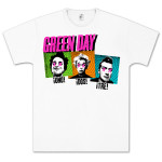 Green Day Connect 3 T-Shirt