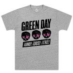 Green Day Three Heads T-Shirt