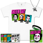 Green Day ¡Uno! Deluxe Bundle