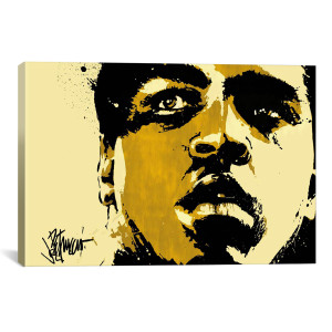"ALI Eyes of The World Canvas Print 18"" x 26"""
