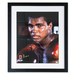 Ali Autographs - Sweat Print