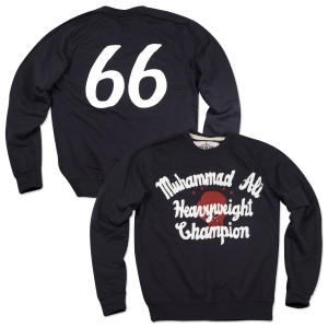 Ali '66 Champion French Terry Sweatshirt