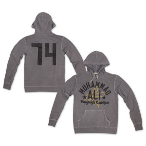 Ali Bee '74 French Terry Pullover Hoodie