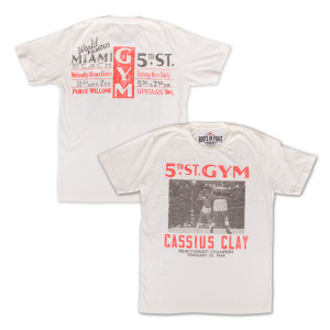 Muhammad Ali 5th St. Gym T-Shirt