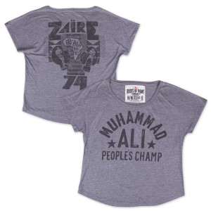 Ali - Rumble Anniversary Ladies Tee