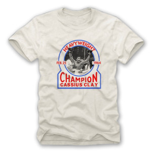 ALI Heavyweight Champion T-Shirt by Under Armour