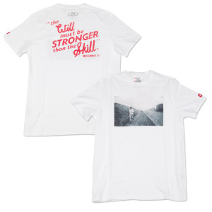 "ALI ""Will to be Stronger"" T-Shirt by Under Armour"
