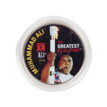 "Muhammad Ali ""Ready to Fight"" Colorized Half Dollar Coin"