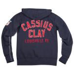 Ali Cassius U.S.A Full Zip Hoody