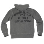 Muhammad Ali Rumble Dont Get Along Hoodie