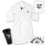 Muhammad Ali Robe / Travel Mug Bundle