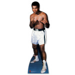 Muhammad Ali Fists Standup