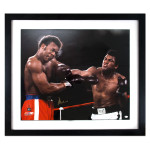 Ali Autographs - Rumble In the Jungle Print