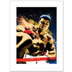 """Ali Sting 24""""x32"""" Print"""