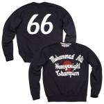 Ali '66 Champion French Terry Sweatshirt