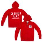 Ali Cassius Louisville Champ Full Zip Hoody