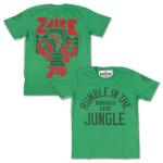Ali - Rumble Anniversary ZAIRE '74 Tee