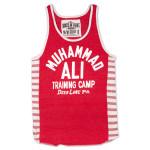Ali Training Camp Triblend Striped Tank