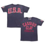 Ali Cassius USA T-Shirt