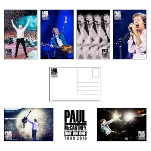 One On One Postcard Set