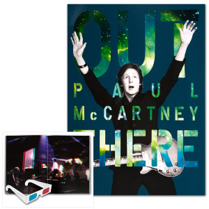 Paul McCartney Out There 2013 Program