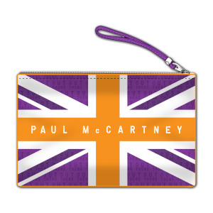 Paul McCartney Complimentary Cosmetic Bag
