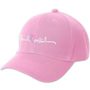 Paul McCartney PM Heart Hat