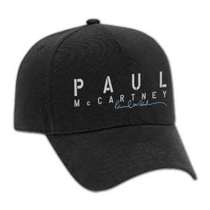 Paul McCartney Logo Hat