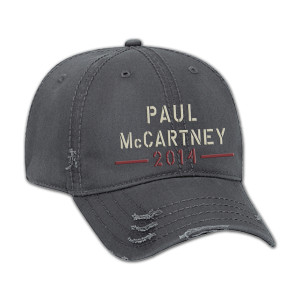 Paul McCartney Sport Logo Distressed Hat
