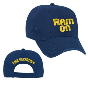 Ram On Hat
