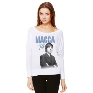 Paul McCartney Mix Macca Girls Sweater