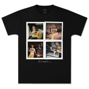 Paul McCartney Snap Shots T-Shirt