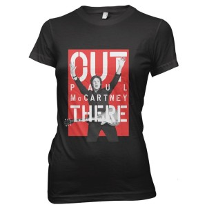 Paul McCartney Universal Junior Tour T-Shirt