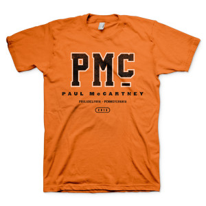 Paul McCartney Philadelphia Event Tee