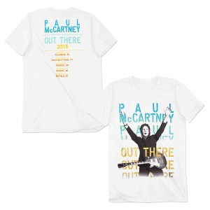 Paul McCartney Admat Fade Out Tee