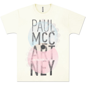 Paul McCartney Color Lens T-Shirt