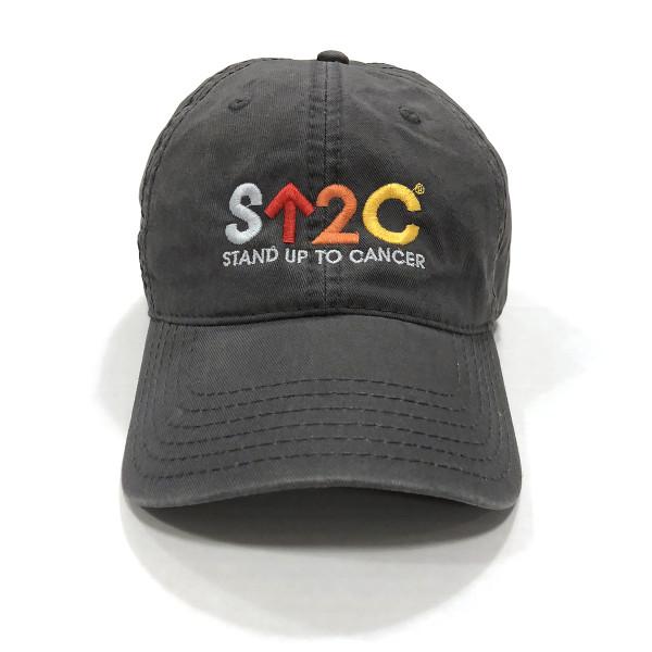 4cadedfcc2bcd SU2C Logo Baseball Hat (Grey)