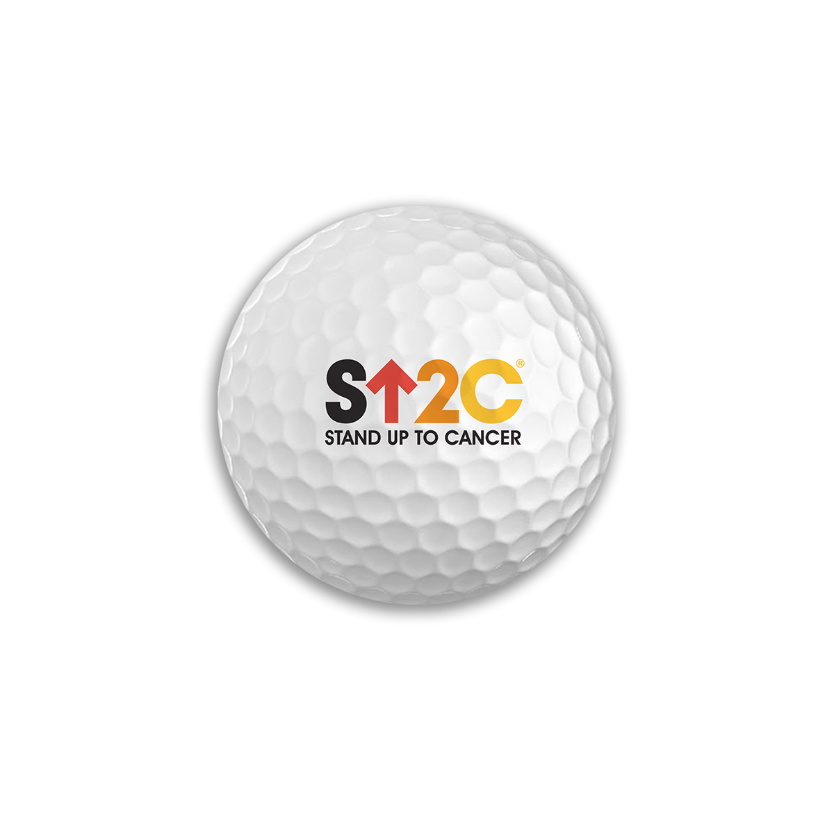 SU2C Short Logo Golf Ball Set