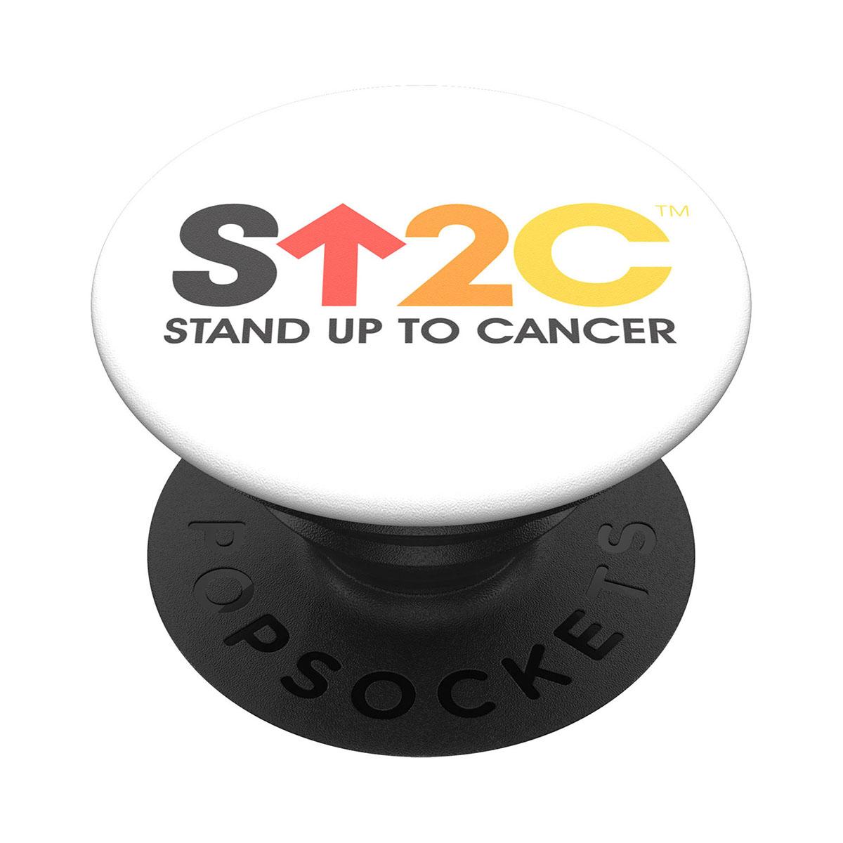 SU2C Short Logo PopSocket (Black)