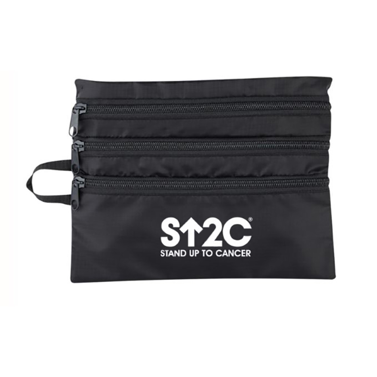 SU2C Travel Zipper Pouch