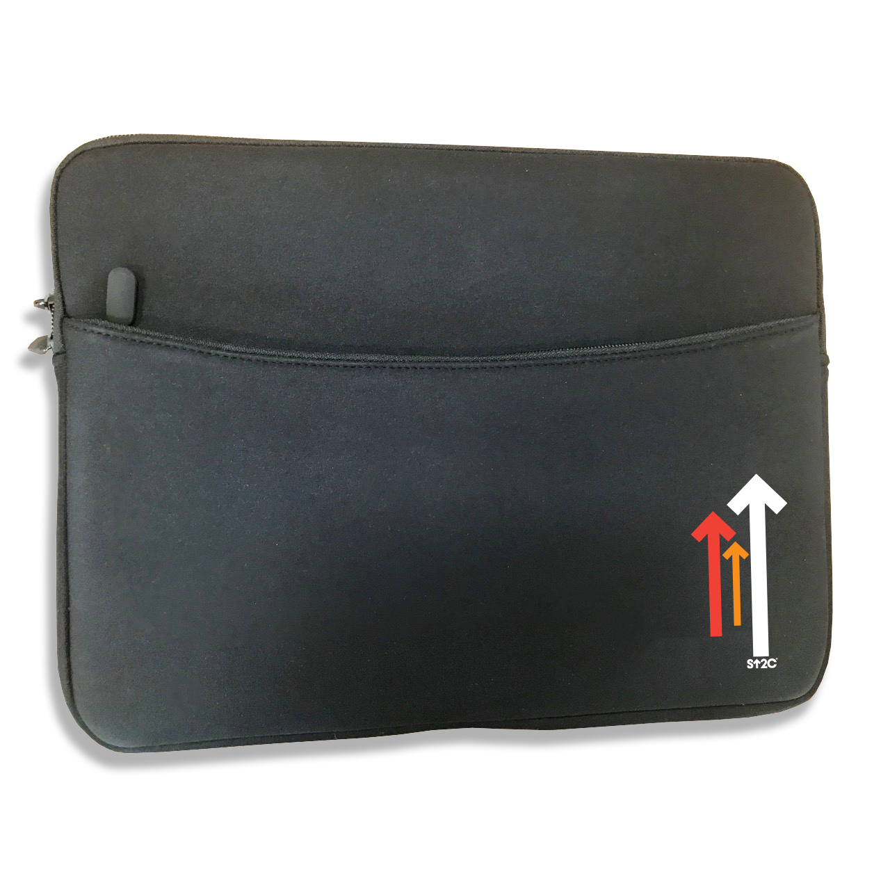 SU2C Short Logo Arrow Laptop Sleeve