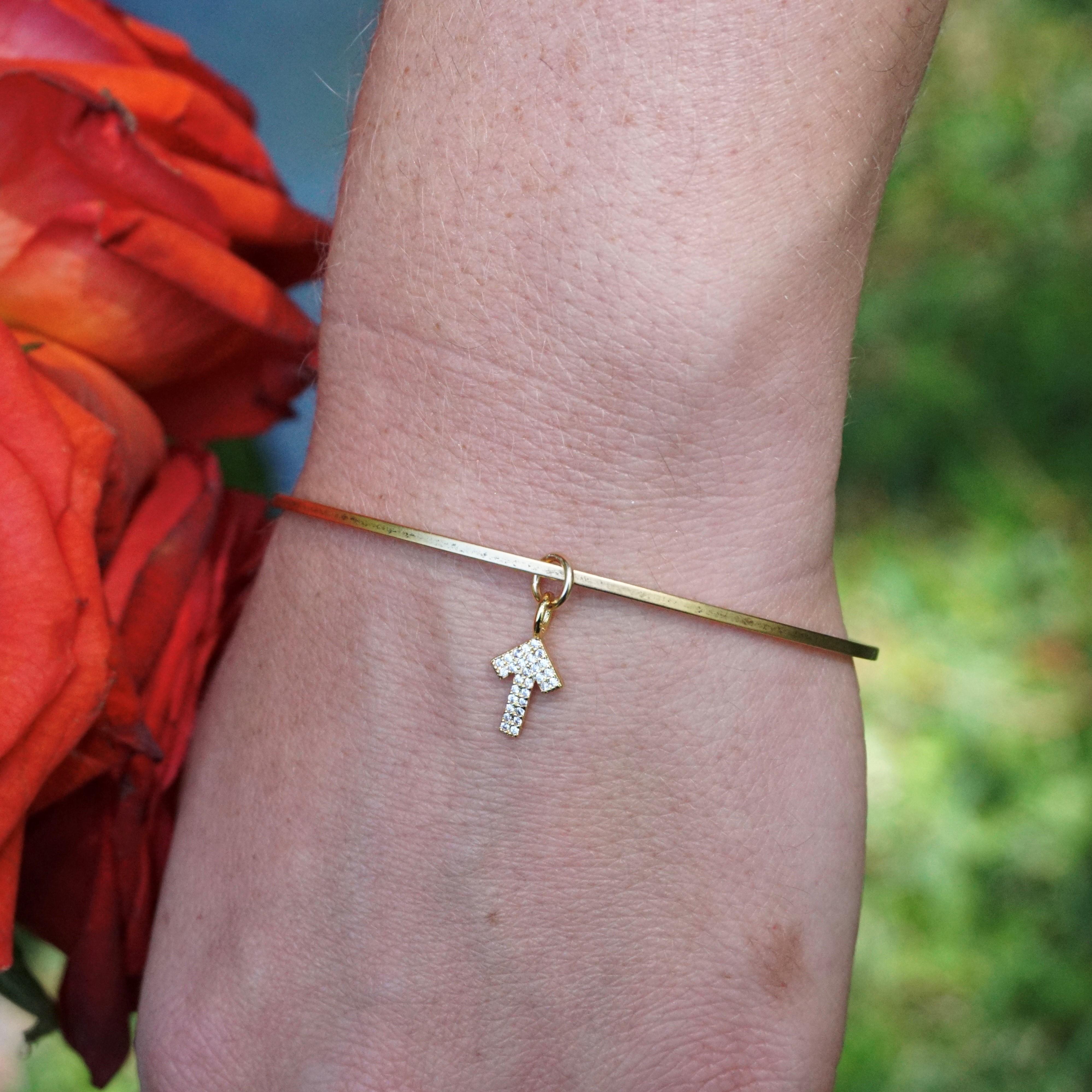 Golden Thread Radiant Courage Bracelet