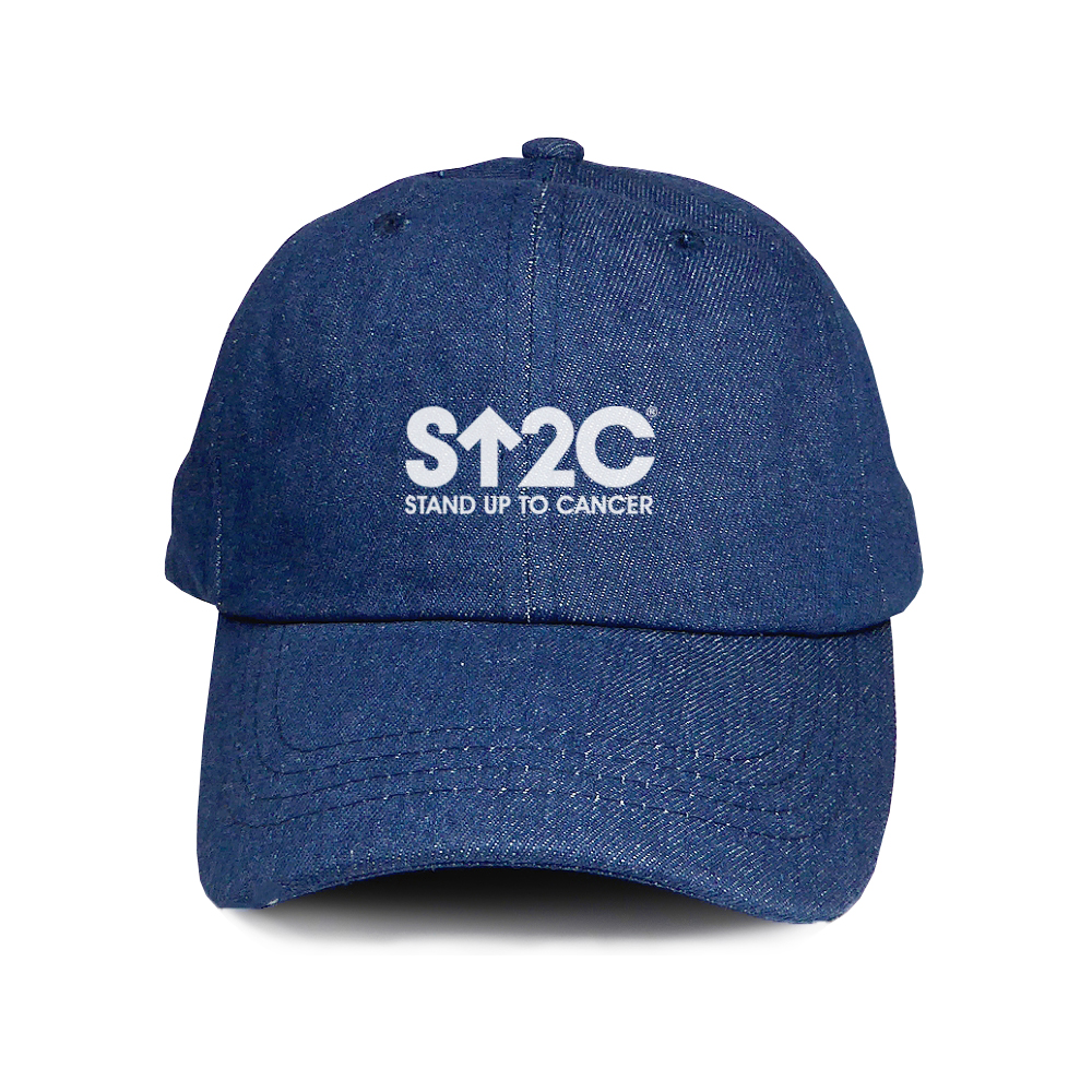 SU2C Short Logo Denim Hat