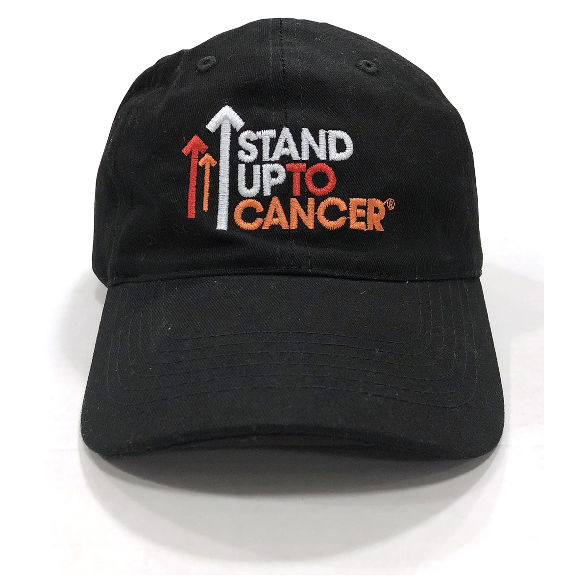 SU2C Full Logo Arrow Baseball Hat (Black)