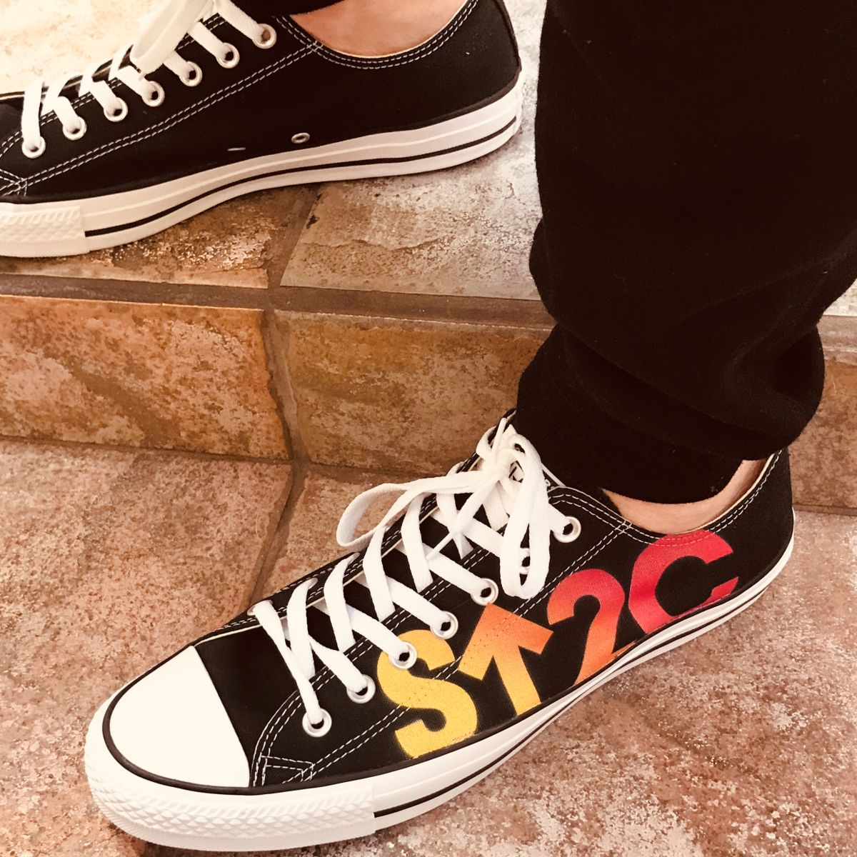 SU2C Breakthrough Converse All-Star Low Top