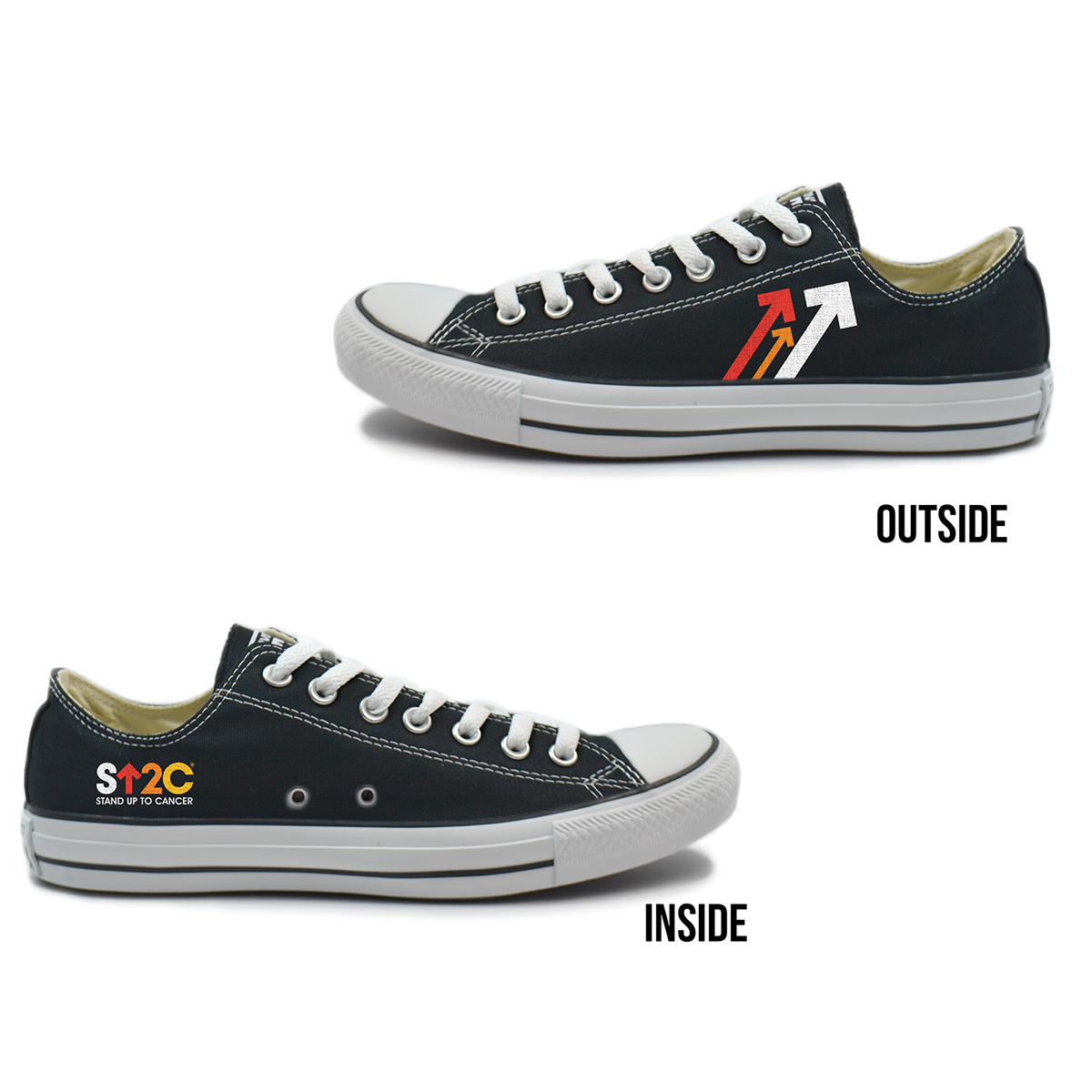SU2C Innovator Converse All-Star Low Top