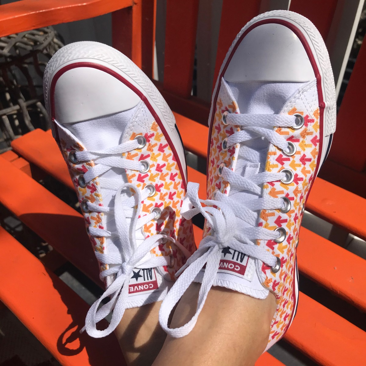 SU2C Supporter Converse All-Star Low Top