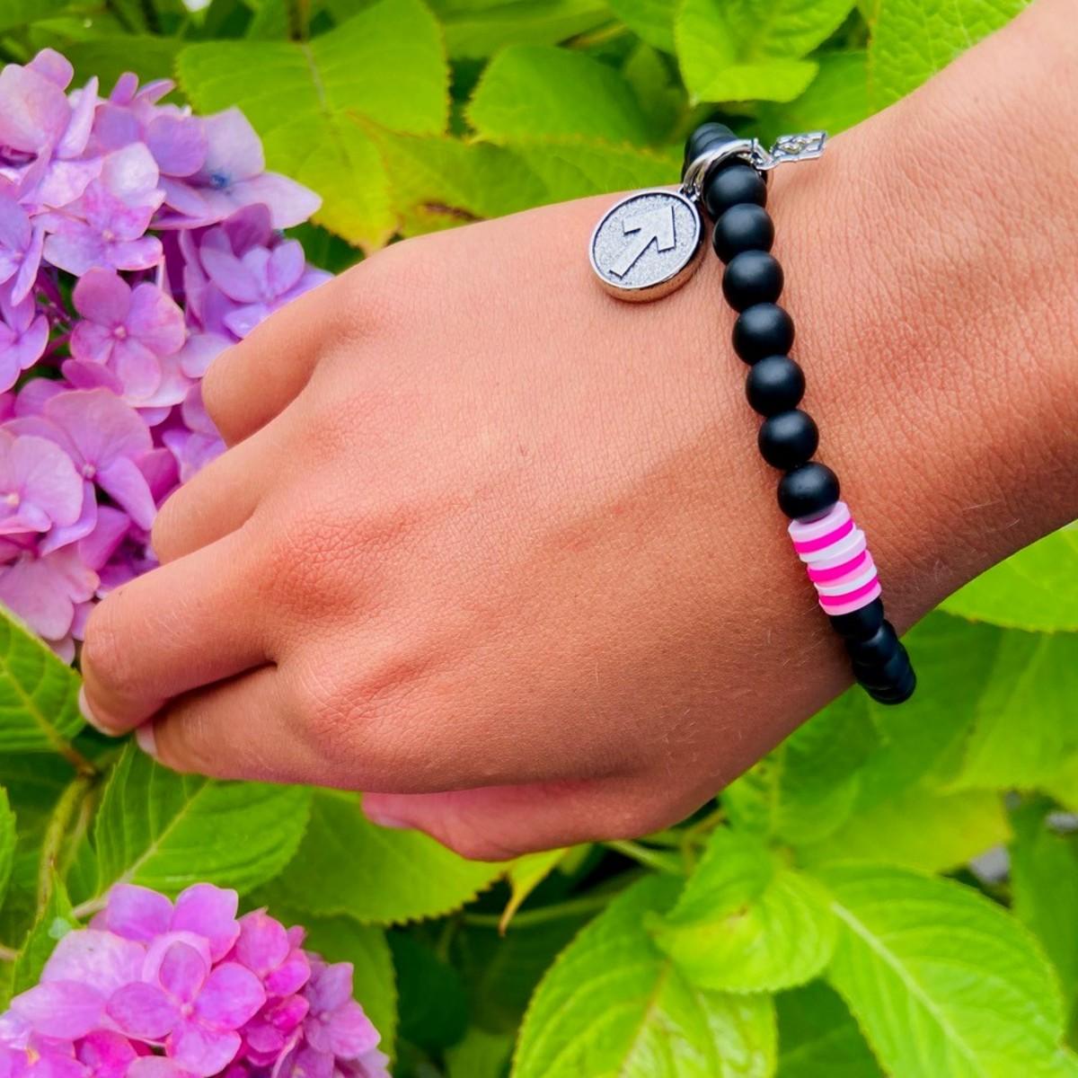 SU2C Breast Cancer WRISTROCK Bracelet